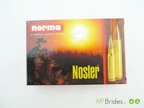 Norma 6.5x55 140 GRN S/P