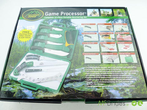 Outdoor Edge Game Processor