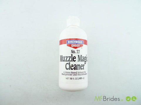 Birchwood Muzzle Magic Cleaner 480ml