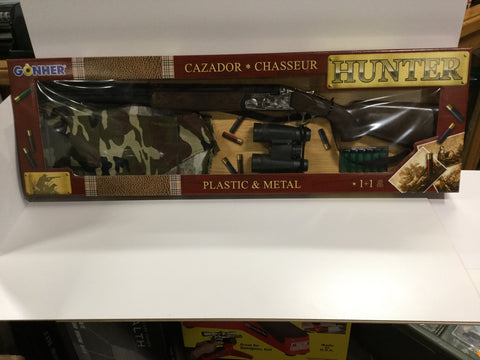 Cazador Deluxe Toy Gun Set
