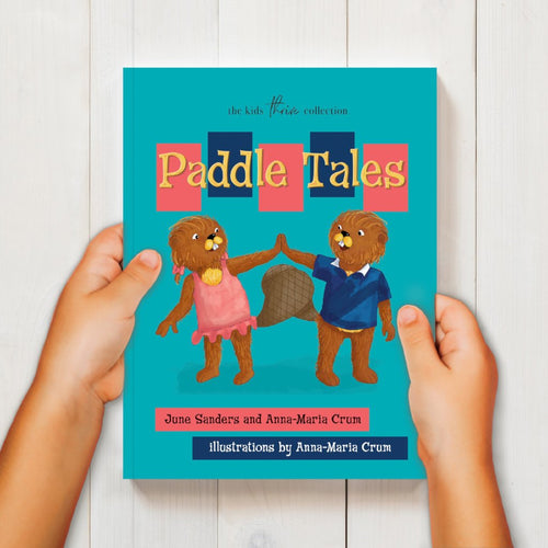 PADDLE TALES: CHILDREN'S STORIES ON ORDERLINESS