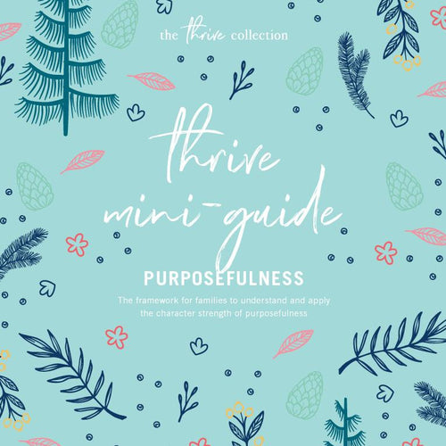 DOWNLOADABLE: PURPOSEFULNESS MINI-GUIDE