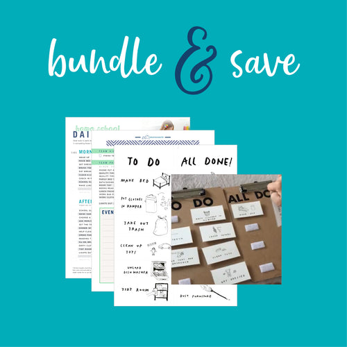 BUNDLE: ORGANIZATION