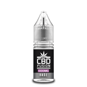 CBD FUSION - BASE (UNFLAVOURED) CBD E-LIQUID 10ml