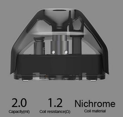 ASPIRE AVP REPLACEMENT NiCHROME 1.2 ohm PODS