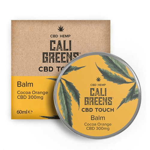 CALI GREENS - 300mg CBD COCOA ORANGE BALM 60ml