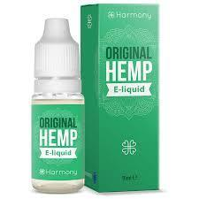 HARMONY - ORIGINAL HEMP - CBD E-LIQUID
