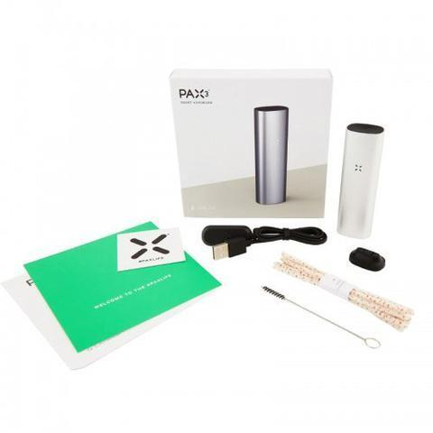 PAX 3 VAPORIZER - BASIC KIT - NO CONCENTRATE TRAY