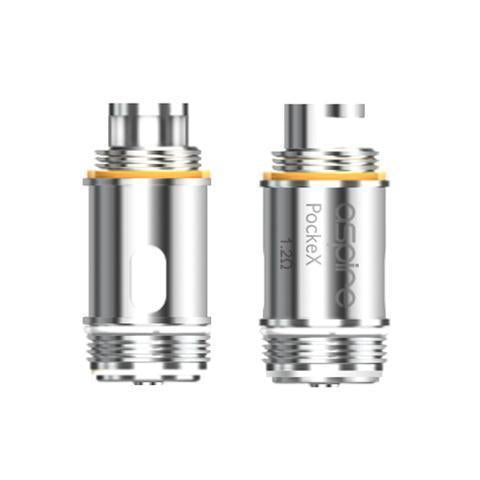ASPIRE POCKEX COILS 1.2 Ohm