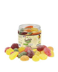 SUN STATE HEMP -  CBD GUMMIES - 750mg CBD GUMMY FRUITS