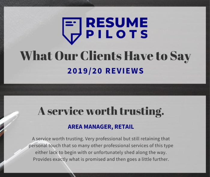 Top-Rated Executive Resume Writing Services | 2019 Reviews