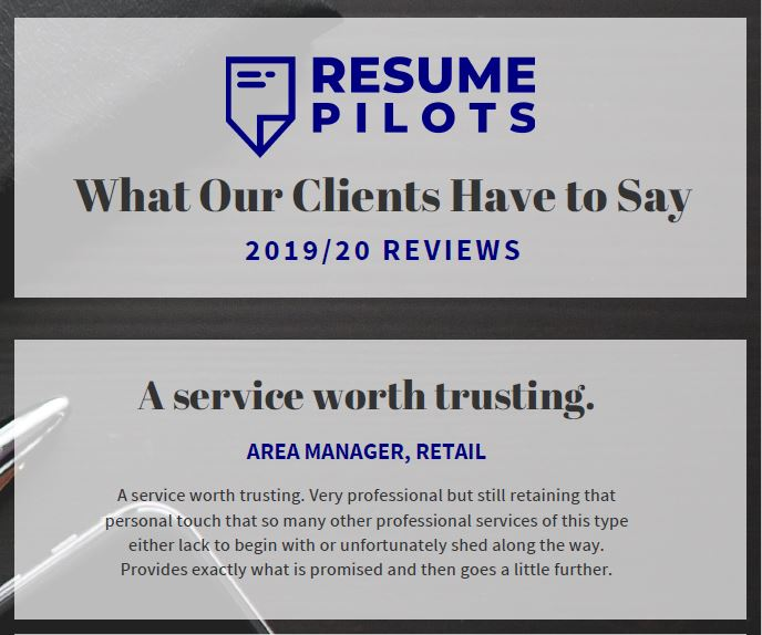 Best Executive Resume Writing Services | 2020 Reviews