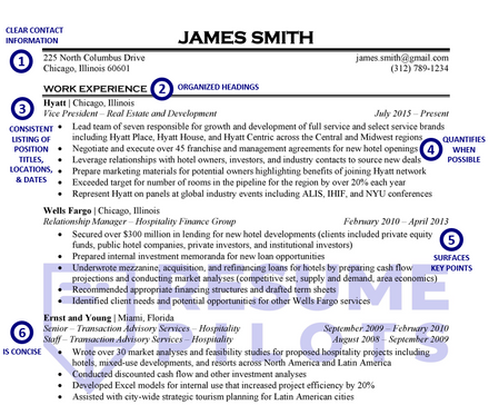 Vice President of Real Estate Resume Sample [10 Reasons It Works]