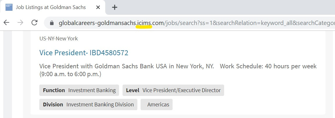 Goldman-Sachs-iCIMS-ATS