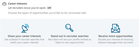 How to appear in LinkedIn Recruiter Searches