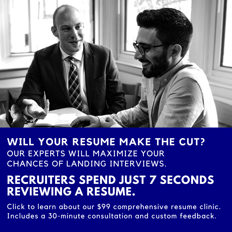 Resume Pilots Resume Clinic - Resume Review Service