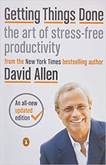 Getting Things Done: The Art of Stress-Free Productivity - David Allen - Amazon