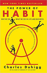 The Power of Habit Book by Charles Duhigg