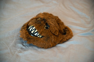 #bitbright Scary Teddy Mask [CROWDFUNDING ITEM]