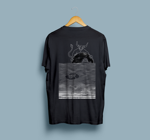 """At Sea"" T Shirt [CROWDFUNDING ITEM]"