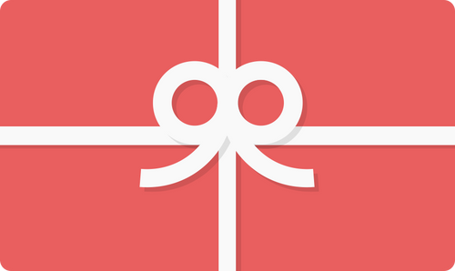 Gift Card [CROWDFUNDING ITEM]