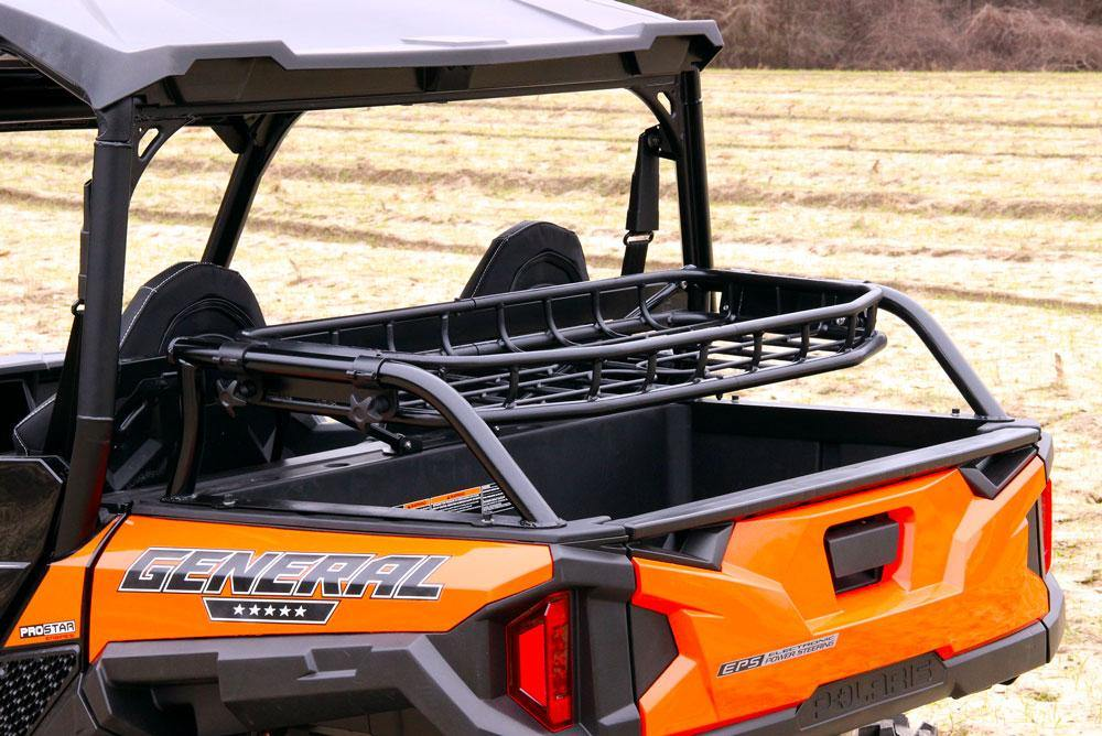 Seizmik 05007 Dump Bed Rack Polaris General