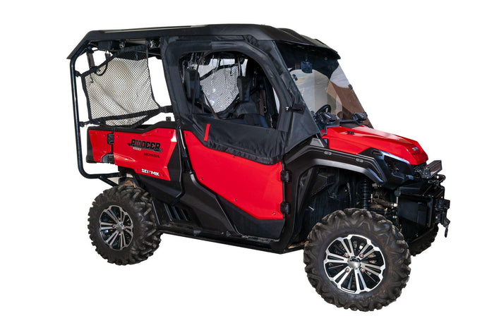 Seizmik 06021 Framed 1/2 Upper Door Honda Pioneer 1000
