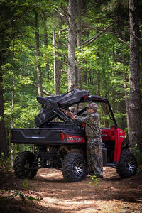 Seizmik 07104 Armory X-Rack – Honda Pioneer 1000 / Kaw Pro Mule / Can-Am Defender; and beds 51.5″-55″