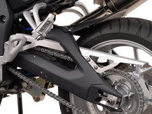 Load image into Gallery viewer, SW-MOTECH Chain Guard Silver Aluminum.  Triumph Tiger 1050 2006-12SW-MOTECH Chain Guard Silver Aluminum.  Triumph Tiger 1050 2006-12SW-MOTECH Chain Guard Silver Aluminum.  Triumph Tiger 1050 2006-12SW-MOTECH Chain Guard Silver Aluminum.  Triumph Tiger 1050 2006-12
