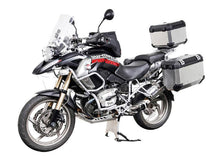 Load image into Gallery viewer, SW-MOTECH Evo Quick-Lock Sidecarrier for BMW R1200GS 04-12 & ADV 06-13SW-MOTECH Evo Quick-Lock Sidecarrier for BMW R1200GS 04-12 & ADV 06-13SW-MOTECH Evo Quick-Lock Sidecarrier for BMW R1200GS 04-12 & ADV 06-13