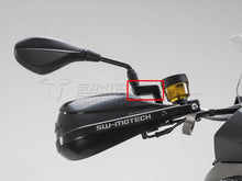 Load image into Gallery viewer, SW-MOTECH Universal L&R Mirror Wideners for R-Threaded M10 Mirrors for BMW F650GS-R1200GS and moreSW-MOTECH Universal L&R Mirror Wideners for R-Threaded M10 Mirrors for BMW F650GS-R1200GS and moreSW-MOTECH Universal L&R Mirror Wideners for R-Threaded M10 Mirrors for BMW F650GS-R1200GS and more