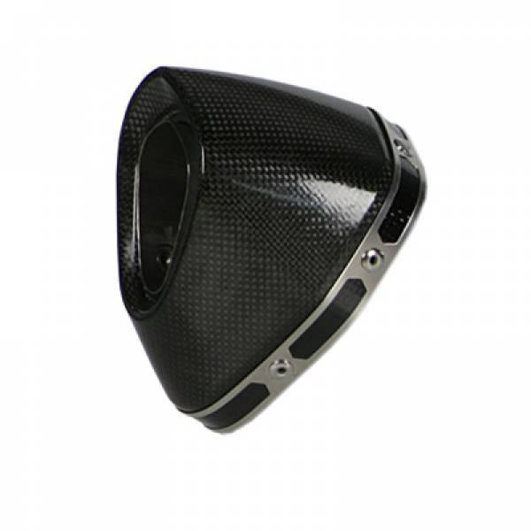 Akrapovic V-EC33 Exhaust End Cap