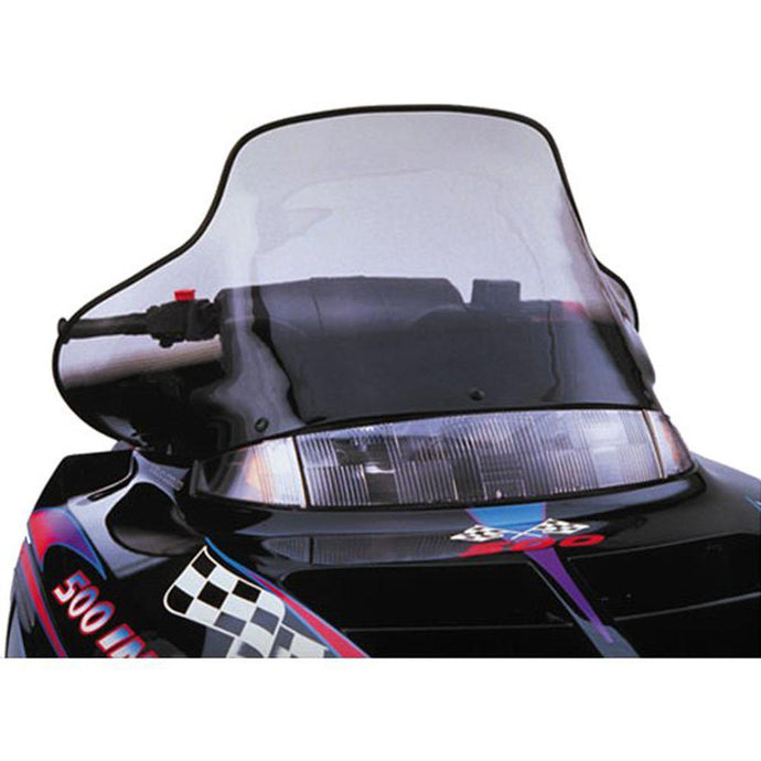 PowerMadd 11330 Windshield Polaris Cobra Evolved Mid Tint