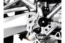 Load image into Gallery viewer, SW-Motech Rear Brake Master Cylinder Guard BMW R1200GS '08-12, R1200GS ADV '10-13SW-Motech Rear Brake Master Cylinder Guard BMW R1200GS '08-12, R1200GS ADV '10-13SW-Motech Rear Brake Master Cylinder Guard BMW R1200GS '08-12, R1200GS ADV '10-13