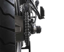 Load image into Gallery viewer, SW-Motech Rear Axle / Swingarm Slider BMW F700GS 13-18, F800R & F800GS 09-18SW-Motech Rear Axle / Swingarm Slider BMW F700GS 13-18, F800R & F800GS 09-18SW-Motech Rear Axle / Swingarm Slider BMW F700GS 13-18, F800R & F800GS 09-18SW-Motech Rear Axle / Swingarm Slider BMW F700GS 13-18, F800R & F800GS 09-18