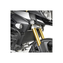Load image into Gallery viewer, Givi PR3105 Black Stainless Steel Radiator Guard for DL1000 V-Strom 2014-2018Givi PR3105 Black Stainless Steel Radiator Guard for DL1000 V-Strom 2014-2018