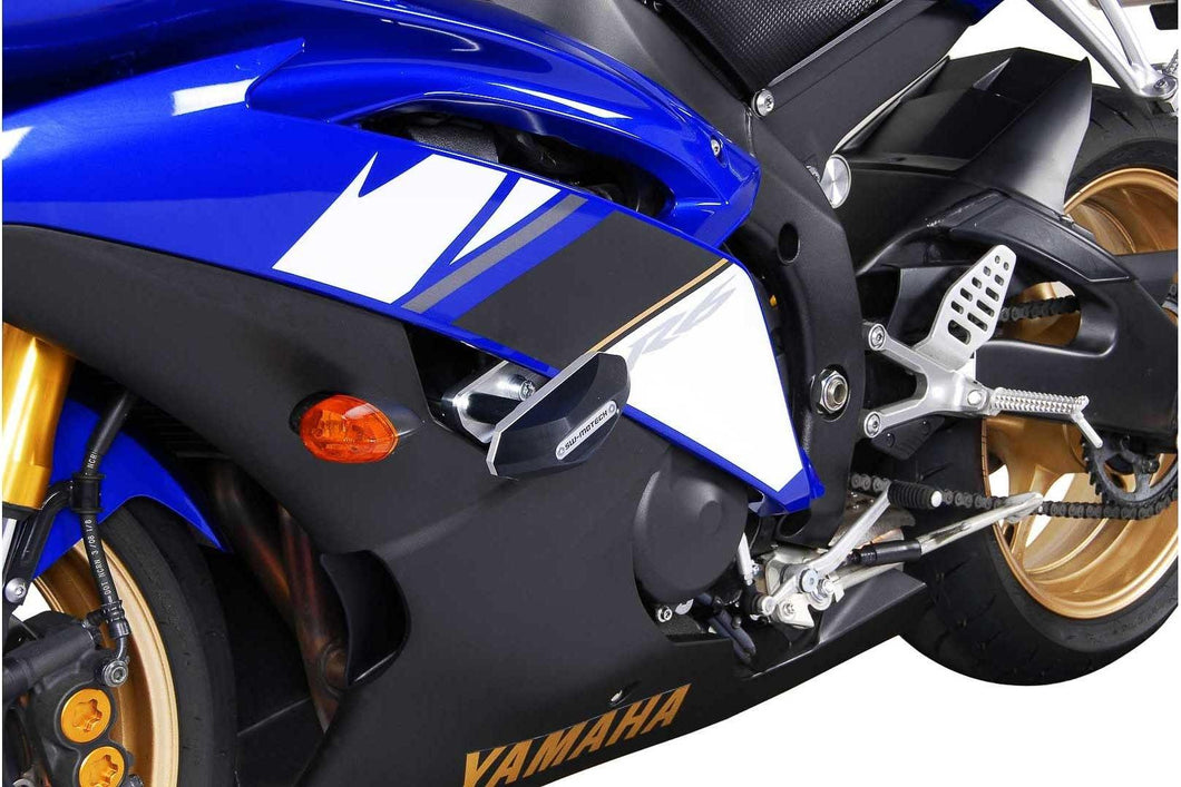 Frame Slider Kit SW-MOTECH for Yamaha YZF R6 2008-16Frame Slider Kit SW-MOTECH for Yamaha YZF R6 2008-16Frame Slider Kit SW-MOTECH for Yamaha YZF R6 2008-16Frame Slider Kit SW-MOTECH for Yamaha YZF R6 2008-16