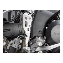 Load image into Gallery viewer, SW-Motech Black Rear Brake Cylinder Guard. Suzuki V-Strom 1000 '14-18SW-Motech Black Rear Brake Cylinder Guard. Suzuki V-Strom 1000 '14-18