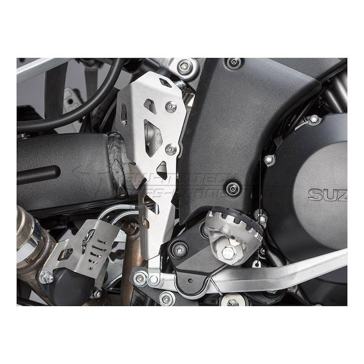 SW-Motech Black Rear Brake Cylinder Guard. Suzuki V-Strom 1000 '14-18SW-Motech Black Rear Brake Cylinder Guard. Suzuki V-Strom 1000 '14-18