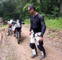 Load image into Gallery viewer, GEPPE Templar Adventure & Touring PantsGEPPE Templar Adventure & Touring PantsGEPPE Templar Adventure Motorcycle PantsGEPPE Templar Adventure Motorcycle PantsGEPPE Templar Adventure Motorcycle PantsGEPPE Templar Adventure Motorcycle Pants