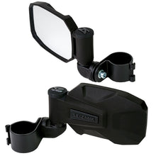 "Load image into Gallery viewer, Seizmik Side View Mirrors (pair) for UTV 1.75"" TubingSeizmik Side View Mirrors (pair) for UTV 1.75"" TubingSeizmik Side View Mirrors (pair) for UTV 1.75"" TubingSeizmik Side View Mirrors (pair) for UTV 1.75"" Tubing"