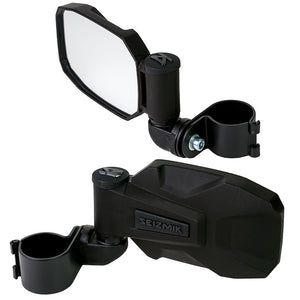 "Seizmik Side View Mirrors (pair) for UTV 1.75"" TubingSeizmik Side View Mirrors (pair) for UTV 1.75"" TubingSeizmik Side View Mirrors (pair) for UTV 1.75"" TubingSeizmik Side View Mirrors (pair) for UTV 1.75"" Tubing"