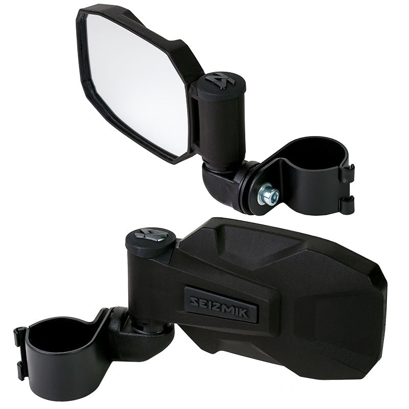 Seizmik Side View Mirrors (pair) for UTV 1.75