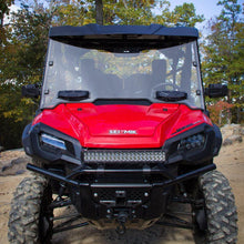 Load image into Gallery viewer, Seizmik 25032 Windshield Full-Vented Scratch Resistant Poly Pioneer