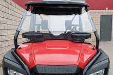 Load image into Gallery viewer, Seizmik 25034 Windshield Full-Vented Scratch Resistant Poly Pioneer