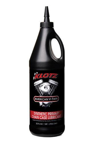 Klotz V-Twin Primary Case Oil Harley-Davidson Big Twin