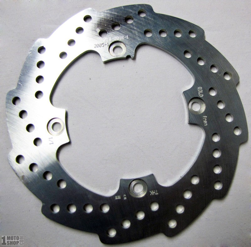 Rear Brake Disc GOLDfren 213-001R