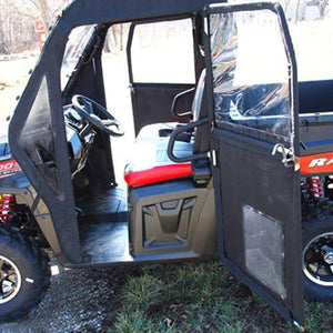Seizmik 6003 Full Sized Ranger Framed Doors Polaris Ranger Models '09-'14