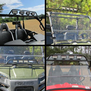 "Seizmik 12031 Light Bar For 2"" Tubes W/Lights"