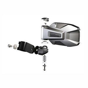 "Seizmik 18091 Strike Side View Mirrors for UTV 1.75"" Tubing"